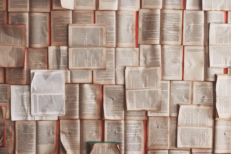 Books (CC0 Patrick Tomasso)