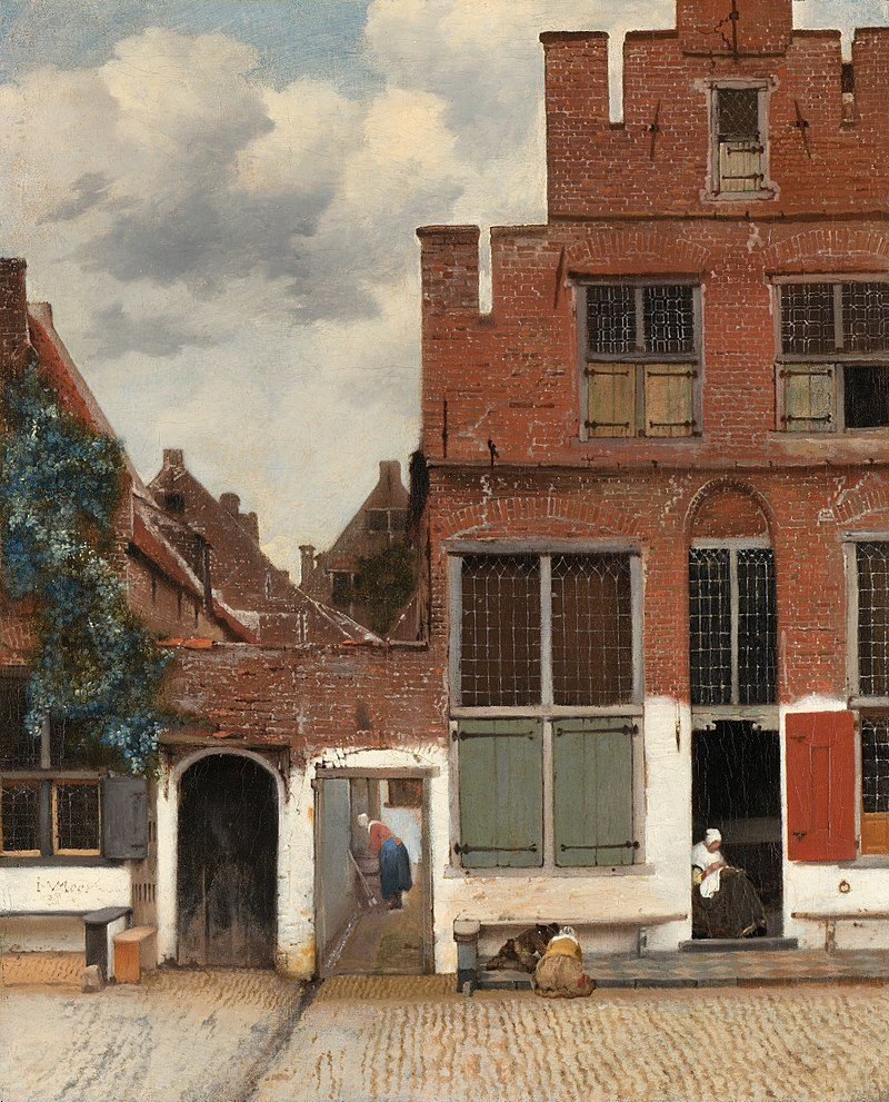 Vermeer - The Little Street