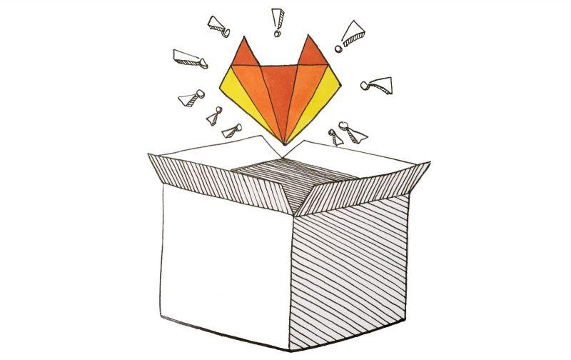 GitLab box