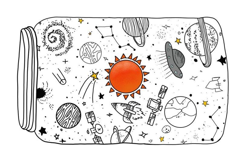Cosmos (via Pixabay)