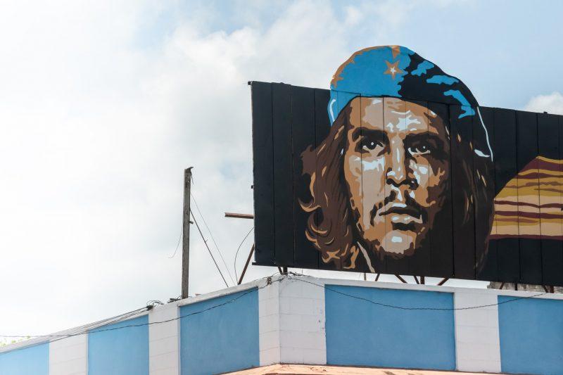 Che Guevara by elCarito