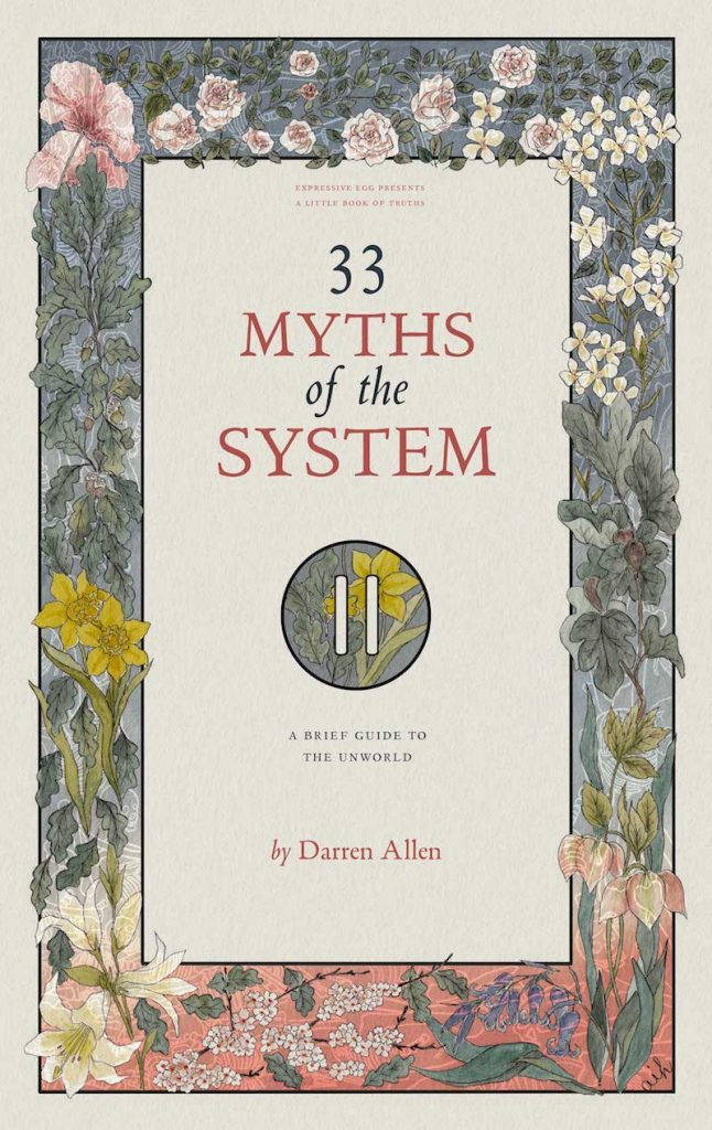 33 Myths of the System (book cover)